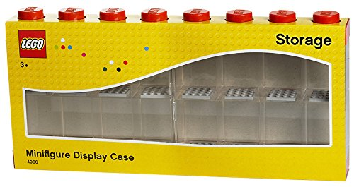 isplay Case, Large, Red ()