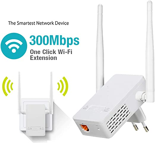 MXXTL 300Mbps Wifi Range Extender/Repetidor InaláMbrico ...