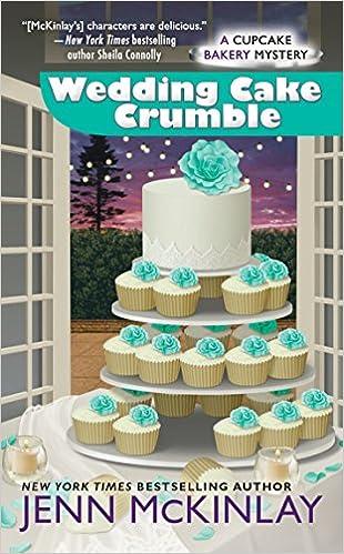 Amazon Com Wedding Cake Crumble Cupcake Bakery Mystery