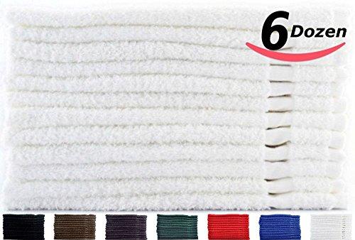 Utopia 100% Cotton Salon Towels, Easy Care, Ringspun Cotton