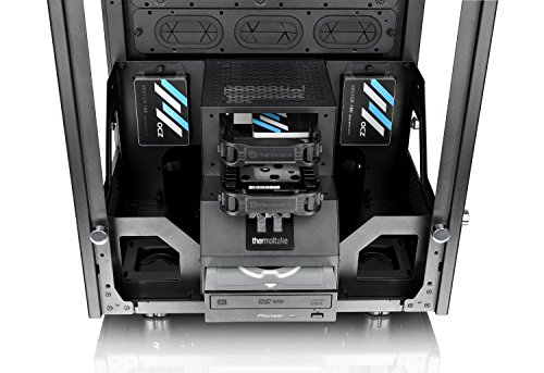 Thermaltake Tower 900 Black Edition Tempered Glass Fully Modular E-ATX Vertical Super Tower Computer Chassis CA-1H1-00F1WN-00 by Thermaltake (Image #9)