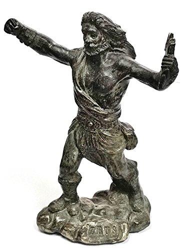 Zeus Statue - King of the Gods - Greek Mythology (Venus God Of Love)