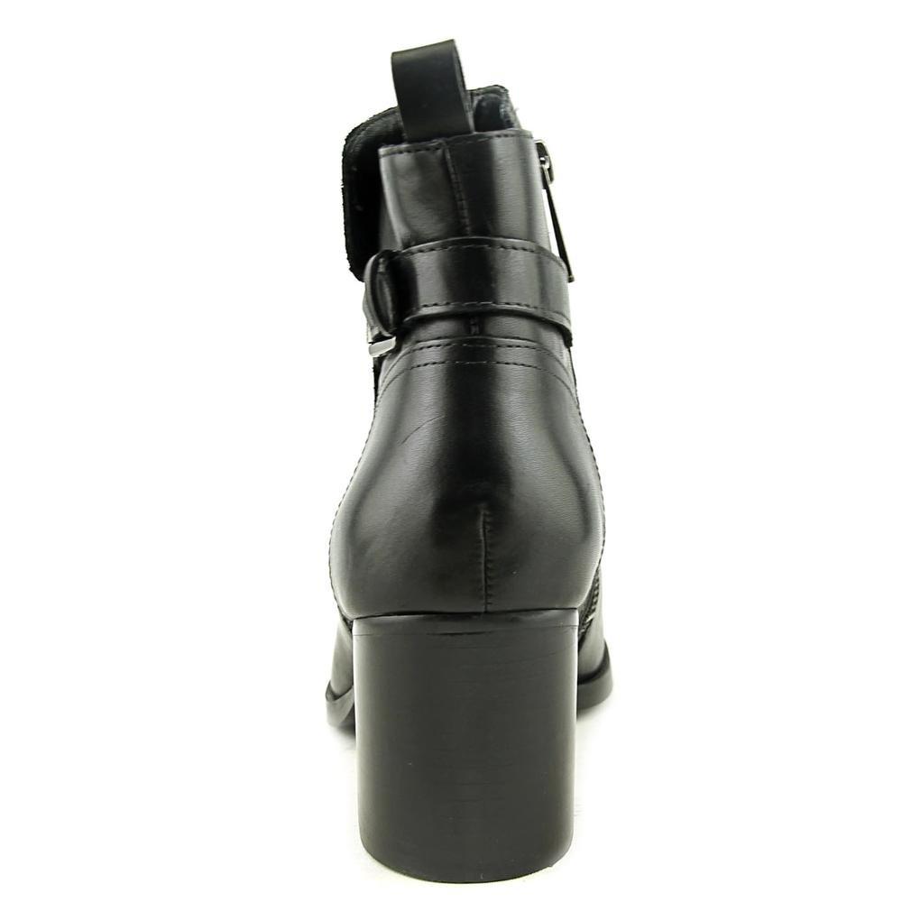 Lauren Ralph Lauren Women's Genna Ankle Bootie B01F4T2EPK 5 B(M) US|Black