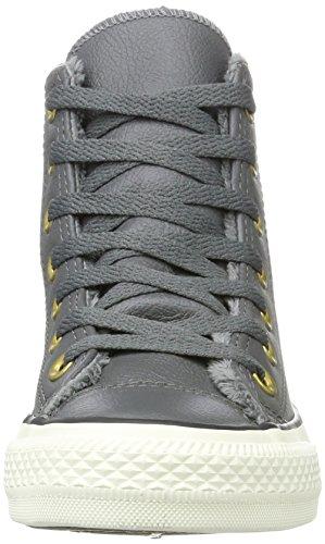 Ctas Grau a Egret Collo Adulto Hi Alto Thunder Thunder Sneaker Converse Unisex U1FRTqqB