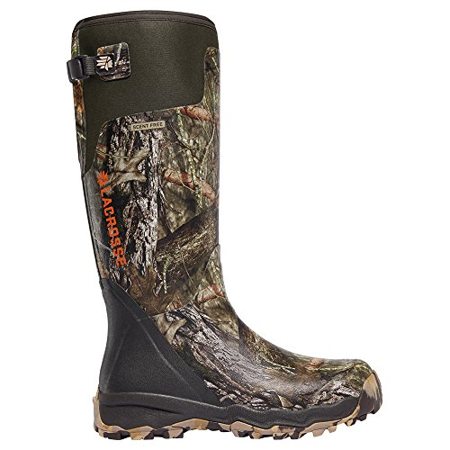 Lacrosse Alphaburly Pro 18IN Boot - Men's Mossy Oak Break Up Country 6