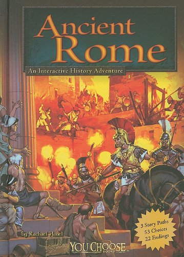 Download Ancient Rome: An Interactive History Adventure (You Choose Books) (You Choose: Historical Eras) ebook