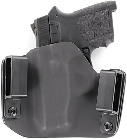 For Glock Handguns R/&R HOLSTERS OWB HOLSTER DON'T TREAD B/&W Flag