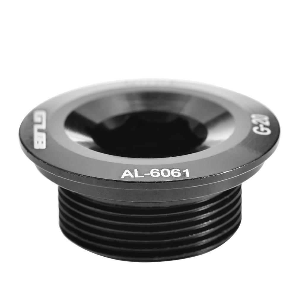Aleaci/ón de Aluminio GUB Tornillo de Bici Tornillo de Perno de Fijaci/ón de Manivela para Juego de Bielas 590 596 XT XTR SLX Perno de Manivela