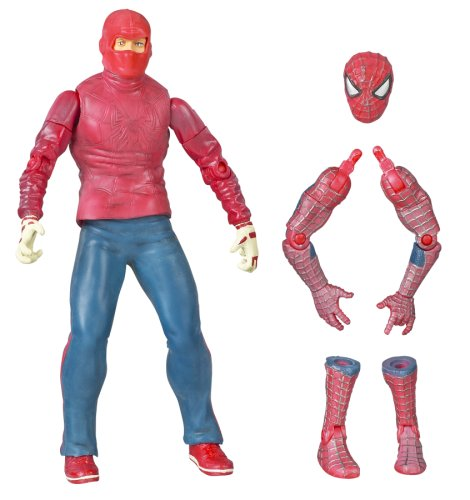 6a828c189d Amazon.com: Spiderman Classic Trilogy Heroes Action Figures - Wrestler  Spiderman: Toys & Games
