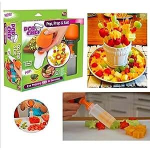 Kitchenware POP CHEF Fruit Decoration Tool DIY Fruit Carving Tool Set