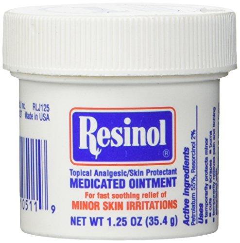 RESINOL Ointment JAR Size: 1.25 OZ