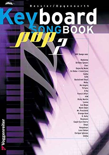 Keyboard Songbook Pop: Keyboard Songbook Pop 2: Bd 2