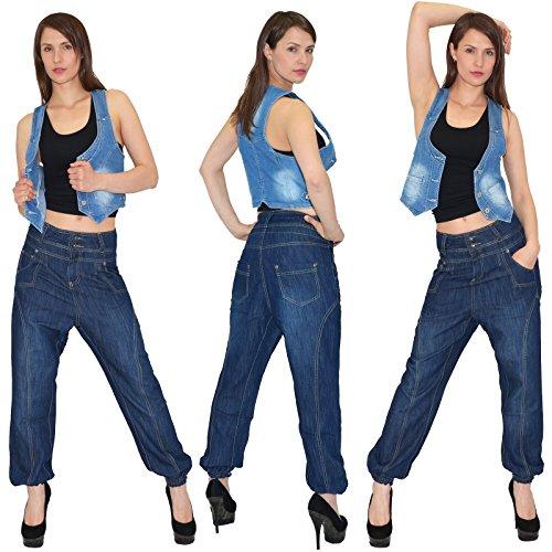 femmes Jean jean Jean jean J36 Boyfriend pantalons femmes J15 Femme baggy bleu femme Jean EvqXqWBw