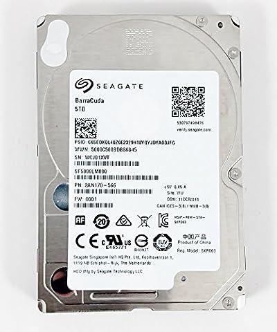 Seagate 5TB Barracuda Sata 6GB/s 128MB Cache 2.5-Inch 15mm Internal Bare/OEM Hard Drive (Seagate 500gb 7mm)