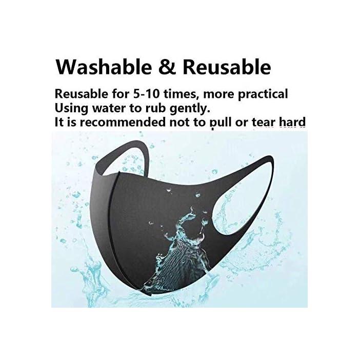 51Qv8r9dicL (Entrega por Royal Mail dentro de 5 a 15 días desde LILITRADE, otros vendedores son falsificaciones). Protección integral: el filtro de 4 capas puede eliminar partículas no aceitosas en el aire, incluyendo el polvo y otras partículas a base de aceite. Ideal para correr, ciclismo y otras actividades al aire libre. Transpirable y elástico: la máscara facial está hecha de polímero orgánico de alta calidad, agradable al tacto, suave y transpirable, diseño 3D, con elástico, elástico, elástico, cómodo de guardar. Antipolvo reutilizable: nuestra cubierta antipolvo para niños adultos con una estructura de filtro de malla 3D única que bloquea el 99% del polvo. Protege eficazmente a ti y a tus hijos del polen, alergias, pelo de mascotas, gases de niebla y viento y humo.