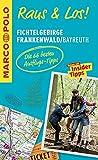 MARCO POLO Raus & Los! Fichtelgebirge, Frankenwald, Bayreuth: Das Package für unterwegs: Der Erlebnisführer mit großer Erlebniskarte