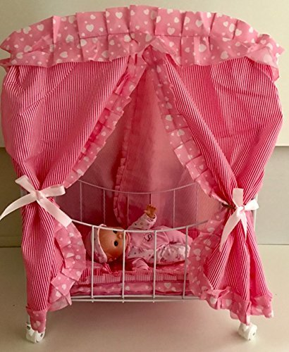 Image Unavailable & Amazon.com: My Fancy Doll Bed: Toys u0026 Games