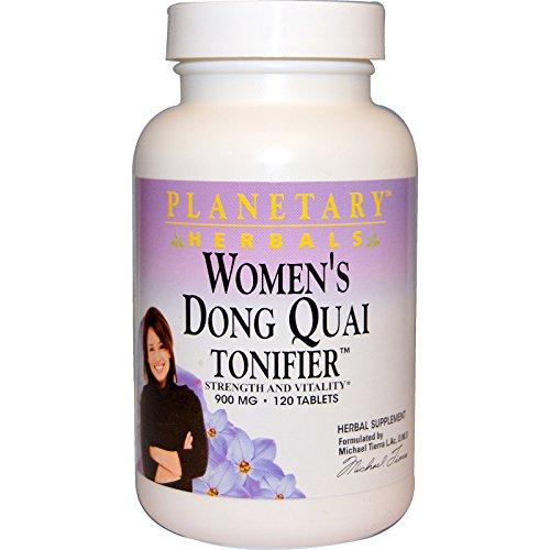 Planetary Herbals Dong Quai Tonifier Tablets, 120 Count (Quai Dong Womans Tonic)