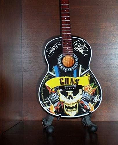 Mini Guitarra Guns N Roses AXL Slash Figurilla Presente: Amazon.es ...