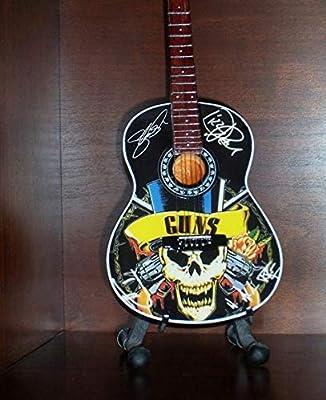 Mini Weisser Estrella Guitarra Abba Bjorn ulvaeus pantalla regalo ...
