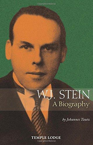 W. J. Stein: A Biography (E Tautz)