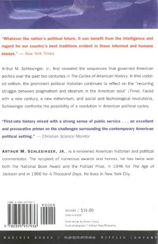 The Cycles of American History: Arthur M. Schlesinger Jr ...