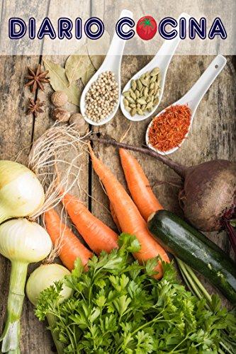 Amazon.com: Diario Cocina: ¿Qué estoy hoy me cocinando? - 100 ...