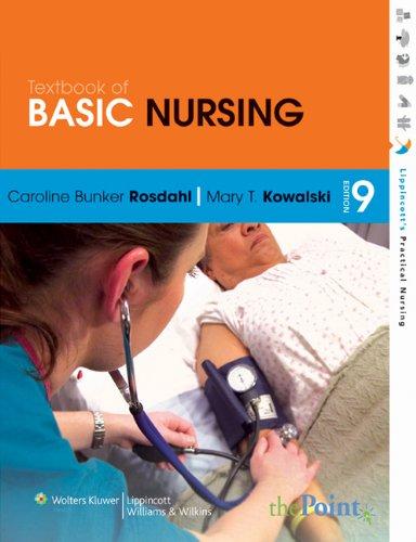 Textbook of Basic Nursing W/ CD-ROM + Study Guide Pkg