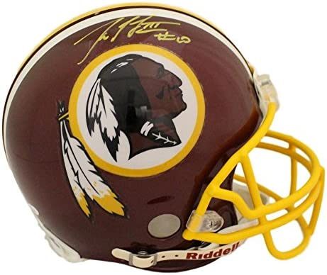 Robert Griffin III Autographed Washington Redskins Proline Helmet JSA 2ccf95511