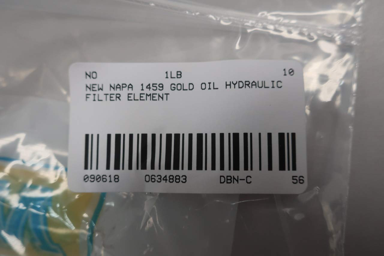 NAPA 1459 Gold Oil Filter D634883