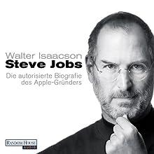 Steve Jobs: Die autorisierte Biografie des Apple-Gründers Hörbuch von Walter Isaacson Gesprochen von: Frank Arnold