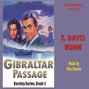 Gibraltar Passage Audiobook
