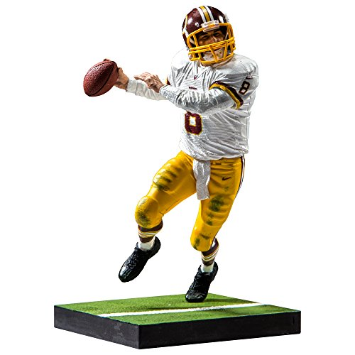 McFarlane Toys EA Sports Madden NFL 17 Ultimate Team Series 3 Kirk Cousins Figure