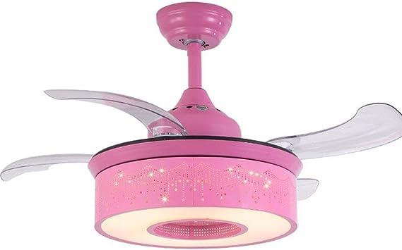 WI Gzz Deng Home Iluminación para exteriores Ventiladores de techo ...