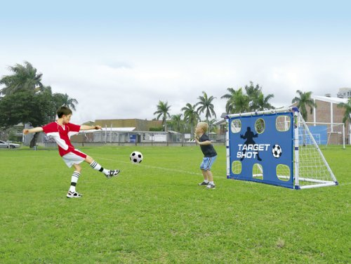 6FT GOAL 2 IN 1 TARGET SHOT SOCCER FOOTBALL GOALS  Amazon.co.uk  Sports    Outdoors 0e6bc3420289