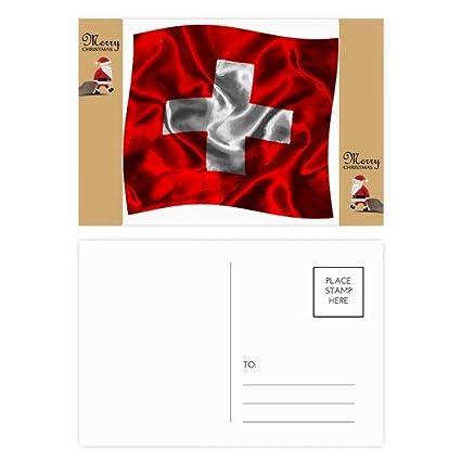 20 tarjetas de agradecimiento con diseño de la bandera de ...