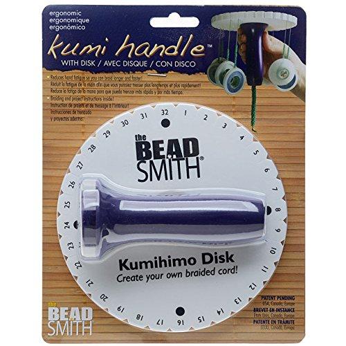 Kumi Handle (Kumihimo Loom with Handle)