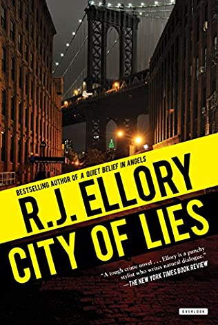 book cover of City Of Lies
