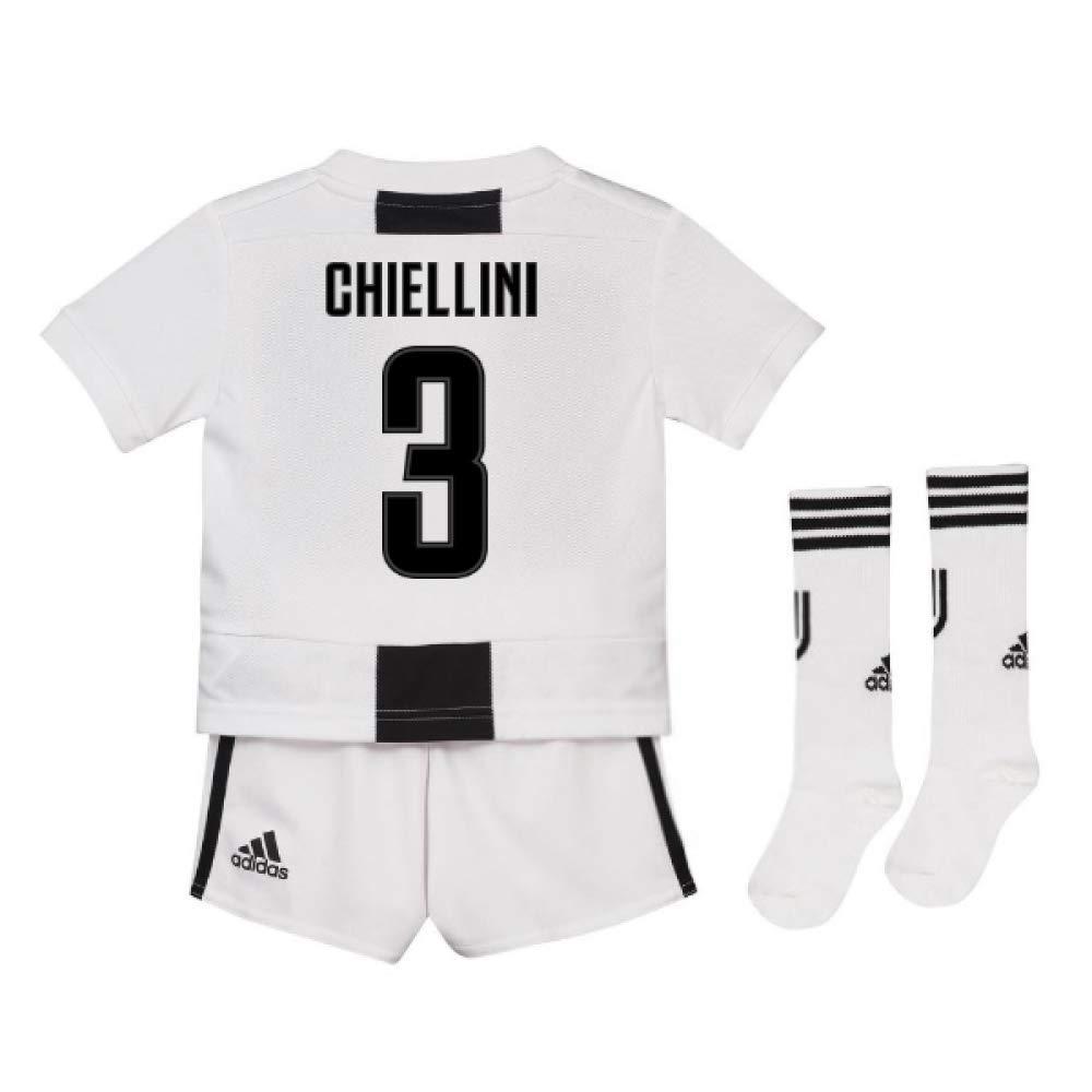 日本最大級 2018-19 Juventus Home Mini 3) Kit (Giorgio Juventus Chiellini 3) Mini B07H9RF344 2-3 Years|White White 2-3 Years, スクイーズのカチカチショップ:549cf516 --- svecha37.ru
