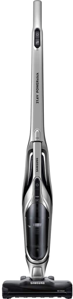 Samsung VS60K6080KC Sin bolsa 0.25L 170W Plata aspiradora de pie y escoba eléctrica - Aspiradora escoba (Sin bolsa, Plata, 0,25 L, Secar, Ciclónico, Ciclónico): Amazon.es: Hogar