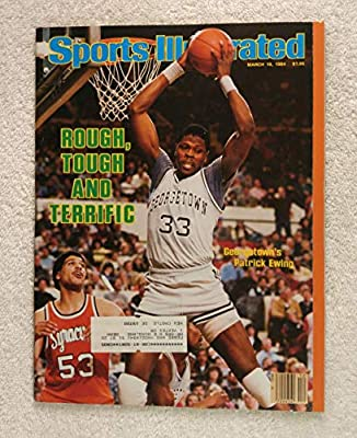 the best attitude 197db 16a97 Patrick Ewing - Georgetown Hoyas - Sports Illustrated ...