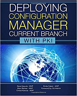 Amazon com: Deploying Configuration Manager Current Branch with PKI