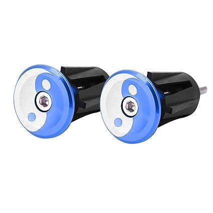 MTB Handlebar Plugs —AUS STOCK— Bicycle Bike Spare Caps Handle Bar