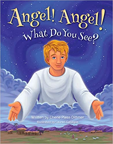 Descargar Con Torrents Angel! Angel! What Do You See? PDF Online