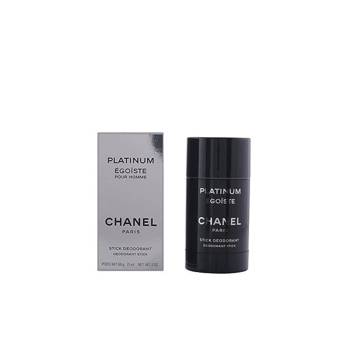 fb7bf1cc6a4 Chanel Platinum Egoiste Pour Homme Deodorant Stick  Amazon.co.uk  Beauty