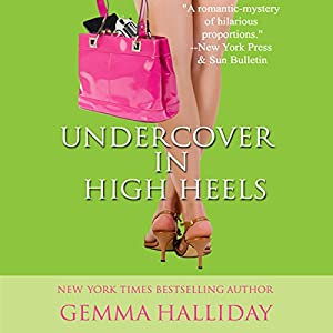 Undercover in High Heels Audiobook