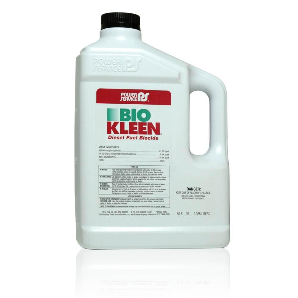 Power Service Bio Kleen - 128oz. Bottle by Power Service