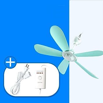 DENG@SH ds Mini Ventilador Doméstico,Ventilador de Techo ...