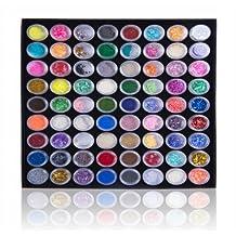 Shany Premium Nail Art Decoration-3d Nail Art Accessories Kit-72pc Mix Set With Storage Box