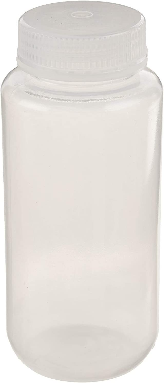 33309 Polypropylene Wide Mouth Reagent Bottles 500ml Capacity Pack of 12